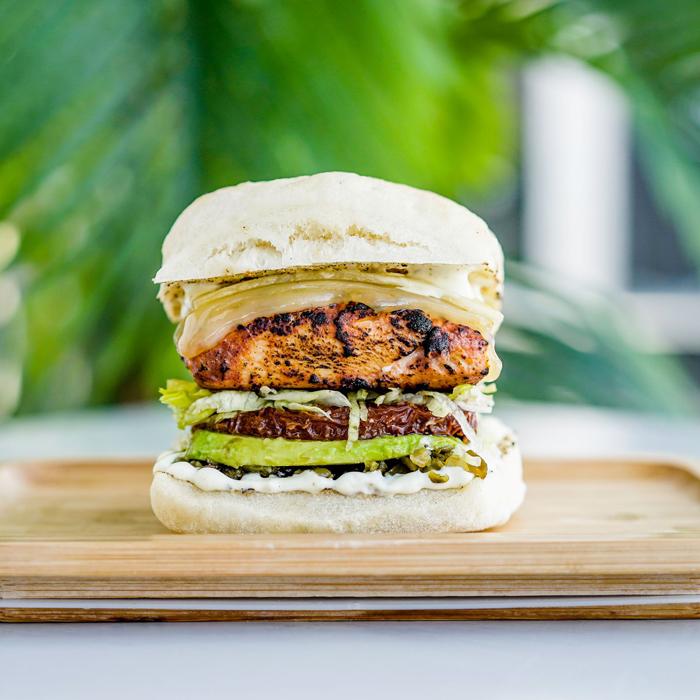 Grilled-Chicken-Burger