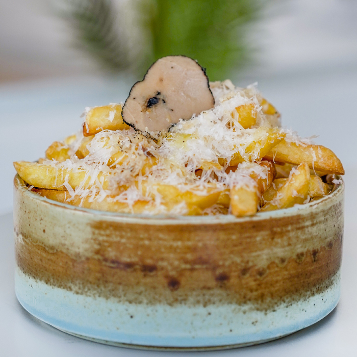 Truffle-and-parmesan-Fries