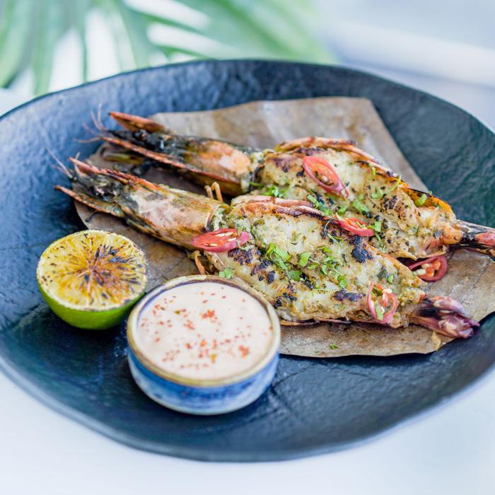 Yuzu-Kosho-marinated-grilled-tiger-shrimp